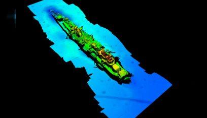 بالصدفة.. العثور على سفينة نازية بعد 80 عامًا من إغراقها!