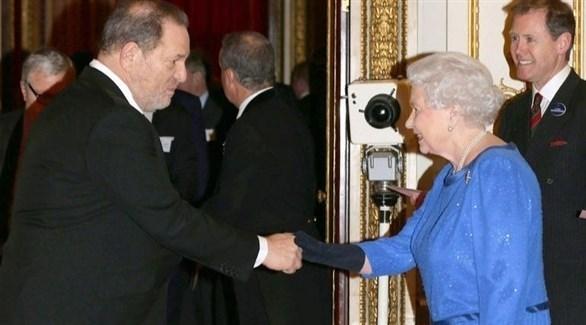 تجريد هارفي واينستين من أعلى لقب فخري بريطاني