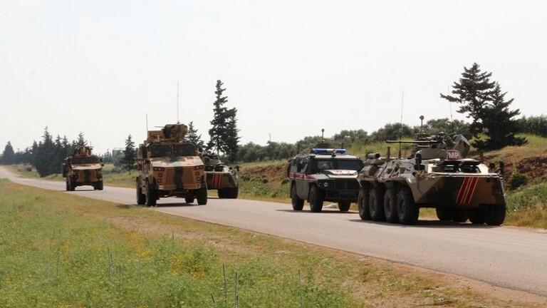 محادثات عسكرية روسية تركية حول إدلب