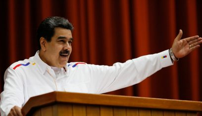 مادورو يؤيد مقترح بوتين بشأن عقد مؤتمر دولي حول اللقاحات المضادة لكورونا