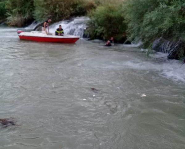 توقف البحث عن الشاب المفقود في نهر العاصي