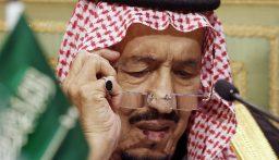 الملك سلمان: لتجريد حزب الله من السلاح!