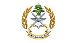 الجيش: توقيف مطلوب في عاريا بجرائم مختلفة