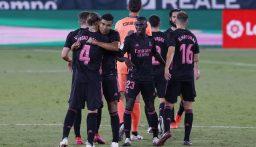 ريال مدريد يهزم بيتيس 3-2
