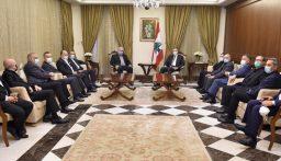 """عناد """"حزب الله"""" حكومياً أبعد من وزارة المال (راكيل عتيق-الجمهورية)"""