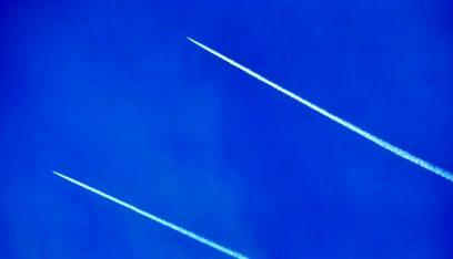 تحليق مكثف للطيران الاسرائيلي العدو في اجواء الجبل