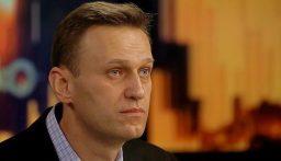 """أ ف ب: المعارض الروسي نافالني يؤكّد أنه """"بخير"""" في رسالة من مركز الاحتجاز"""