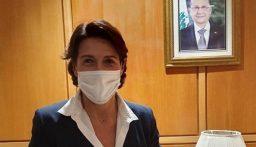فرنسا تفي بوعودها بصورة ملموسة (سفيرة فرنسا في لبنان آن غريو-الجمهورية)