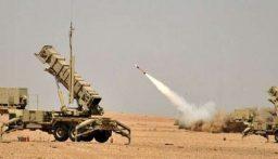 التحالف العربي: تدمير صاروخ باليستي أطلقه الحوثيون نحو خميس مشيط