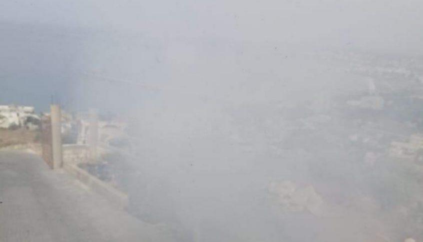 اندلاع حرائق في الكورة أتت على مساحات واسعة من الاراضي الحرجية