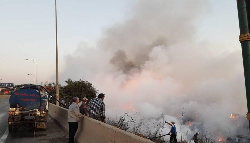 فقيه عمم على بلديات النبطية منع حرق النفايات في بلدات المحافظة