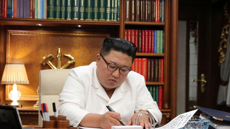 كيم جونغ أون تلقّى لقاحاً صينيّاً تجريبياً ضد كورونا