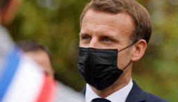 ماكرون: الأمة الفرنسية تقف إلى جانب ذوي الضحايا وهذا الهجوم يستهدف قيم الجمهورية الفرنسية