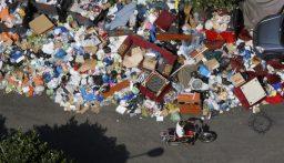 رامكو: لم نعد قادرين على رفع النفايات في بيروت والمتن وكسروان!