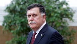 """السراج يتراجع عن استقالته من رئاسة حكومة """"الوفاق"""""""