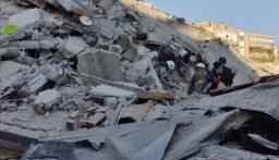 بالفيديو: زلزال بقوة 6.6 درجات يضرب ولاية إزمير غربي تركيا