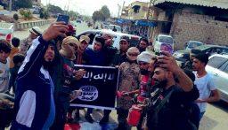 """ظهور جديد لـ""""داعش"""" في رأس العين السوريّة"""