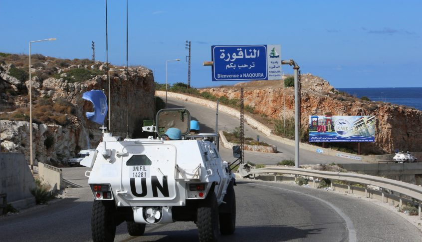 """ترسيم الحدود.. """"هيل"""" في بيروت من اجل عدم توقيع المرسوم الذي حدّدته قيادة الجيش"""