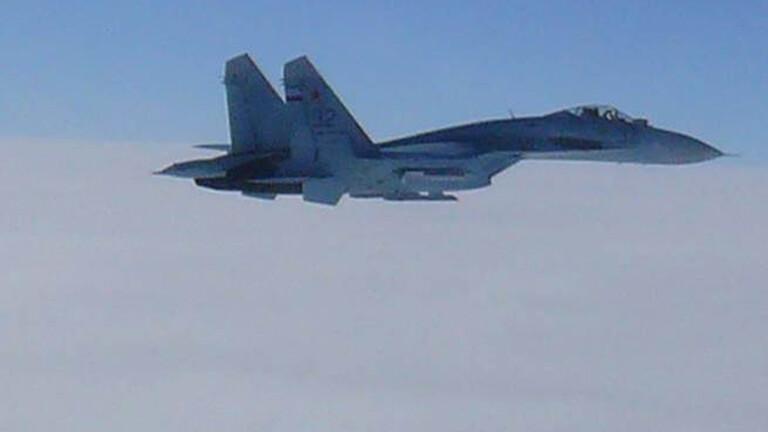 وسائل إعلام عبرية: مقاتلة روسية اقتربت من طائرة إسرائيلية