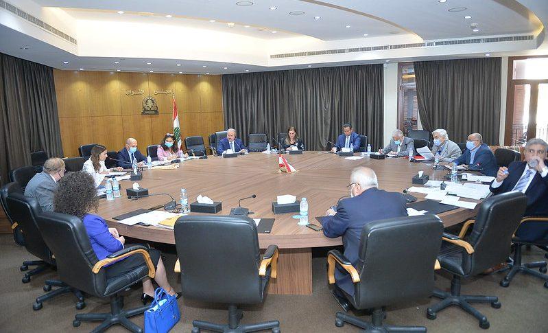 لجنة الشؤون الخارجية اقرت 3 مشاريع قوانين