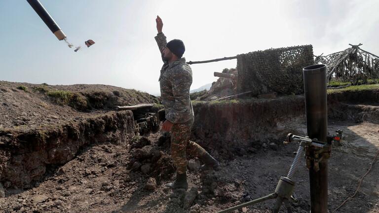 قوات الدفاع في قره باغ تعلن إسقاط طائرة تركية مسيرة