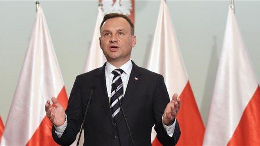 اصابة الرئيس البولندي بكورونا