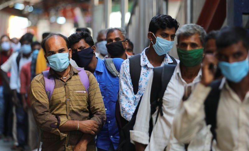 الصحة الهندية: تسجيل 152879 إصابة جديدة بفيروس كورونا