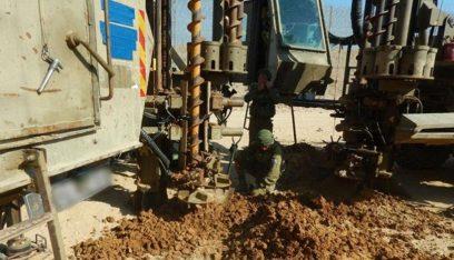 الجيش الاسرائيلي يعلن العثور على نفق من غزة