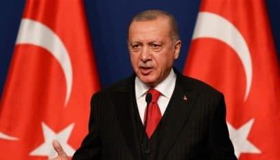 أردوغان: فرض حظر للتجوال يوم الجمعة من الساعة 9 مساء إلى الـ5 من صباح الاثنين