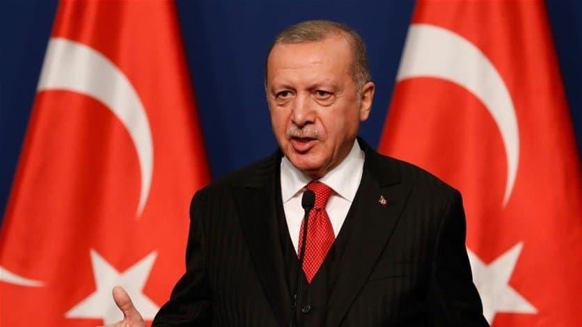 أردوغان بحث هاتفياً مع الملك السعودي العلاقات بين البلدين
