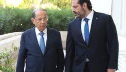 الرئيس عون لن يصبر على مماطلة الحريري