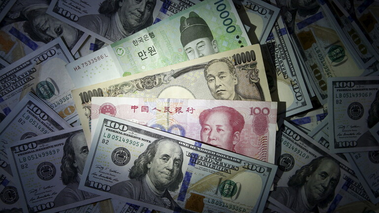 ارتفاع مؤشر الدولار 0.1% مقابل باقي العملات