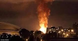 إنفجار في مطعم بالرياض يوقع قتيلا و 6 جرحى