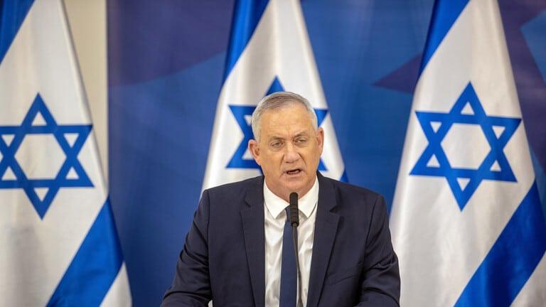 """غانتس: إيران تشكل تهديداً إستراتيجياً لاستقرار الشرق الأوسط و""""إسرائيل"""""""