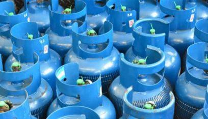 محافظ بيروت أمر بمصادرة كميات من قوارير الغاز من داخل محل في قريطم