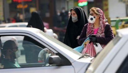 الصحة الإيرانية تسجل 6608 إصابات جديدة بكورونا