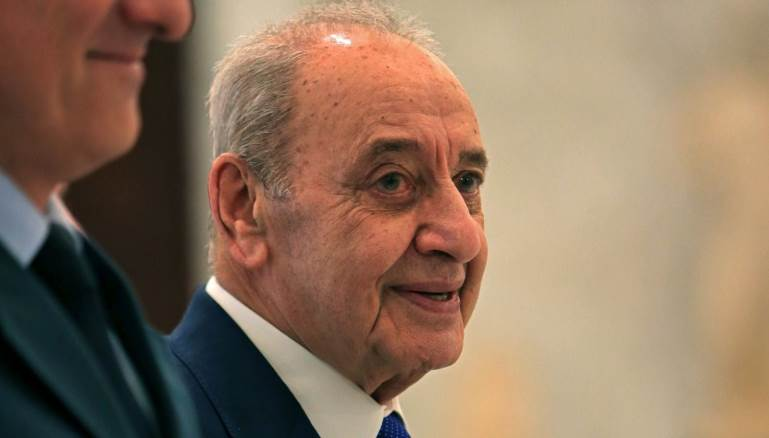 برّي: لبنان ليس مفلساً وباسيل وافق على نصف مبادرتي