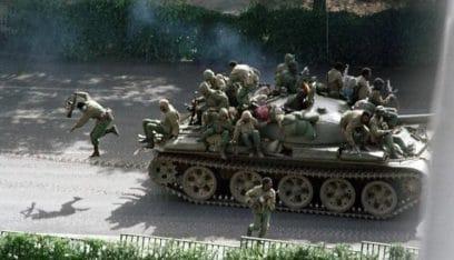 الجيش الإثيوبي يؤكد السيطرة على بلدة شمالي تيغراي
