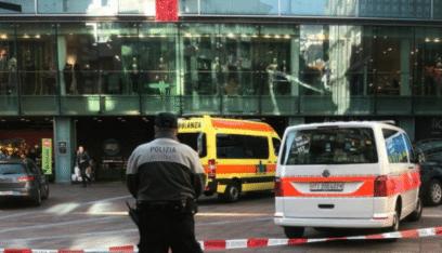 """الشرطة السويسرية: منفذة هجوم لوغانو """"جهادية معروفة"""""""