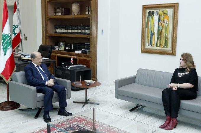 الرئيس عون: مسألة التدقيق المحاسبي الجنائي قضيّة وطنية والوسيلة الفضلى للخروج من الأزمة التي نعيشها
