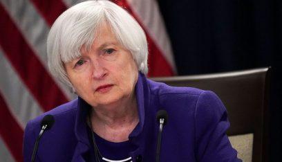 بايدن يختار جانيت يلين لتولي وزارة الخزانة الأميركية