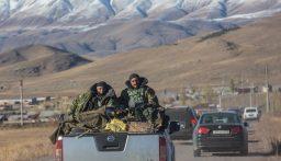 نقل جثث أكثر من 400 عسكري أرمني من شوشا وقرى قره باغ