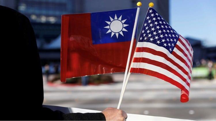 محادثات بين أميركا وتايوان بهدف تعزيز العلاقات الاقتصادية