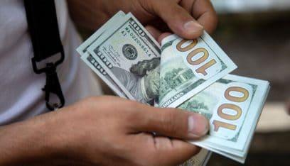 دولار السوق السوداء ما بين 8800 و..