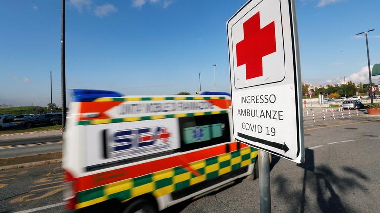إيطاليا ترصد 2079 إصابة و88 وفاة جديدة بكورونا