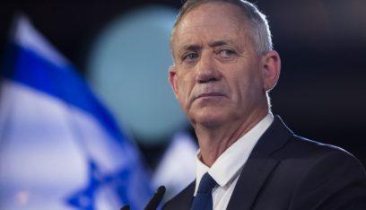 """غانتس: """"إسرائيل"""" مستعدة لمهاجمة إيران"""