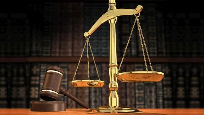 تمديد تعليق الجلسات في المحاكم والدوائر القضائية لغاية 4 أيار