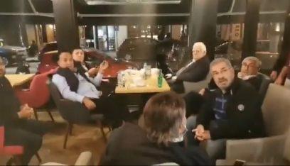 بالفيديو: طرد صاحب فرنسبنك عدنان القصار من إحدى المطاعم في  بدارو