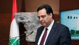 دياب من بعبدا: لمست من الرئيس عون كل الاستعداد لاعادة تفعيل عملية تشكيل الحكومة