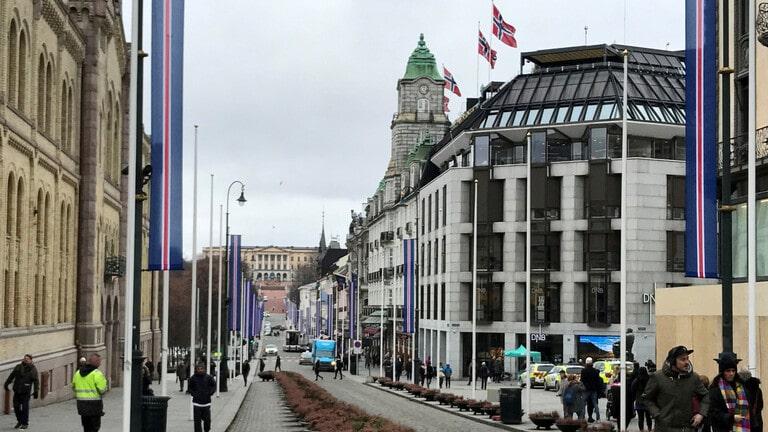 النرويج تغلق حدودها اعتبارًا من 29 كانون الثاني